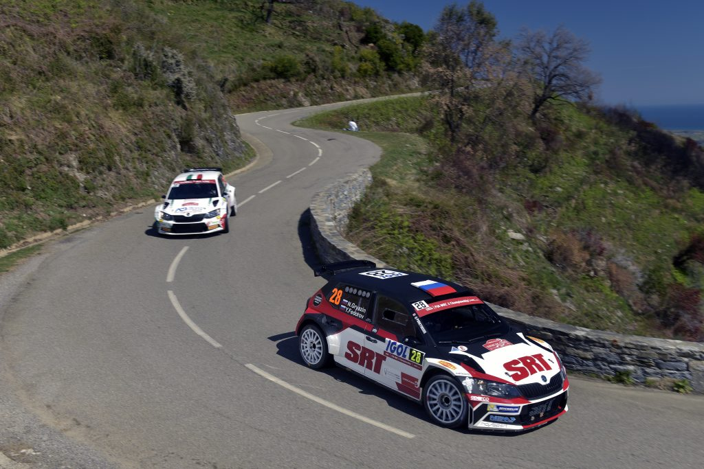 2019 Tour de Corse Highlights