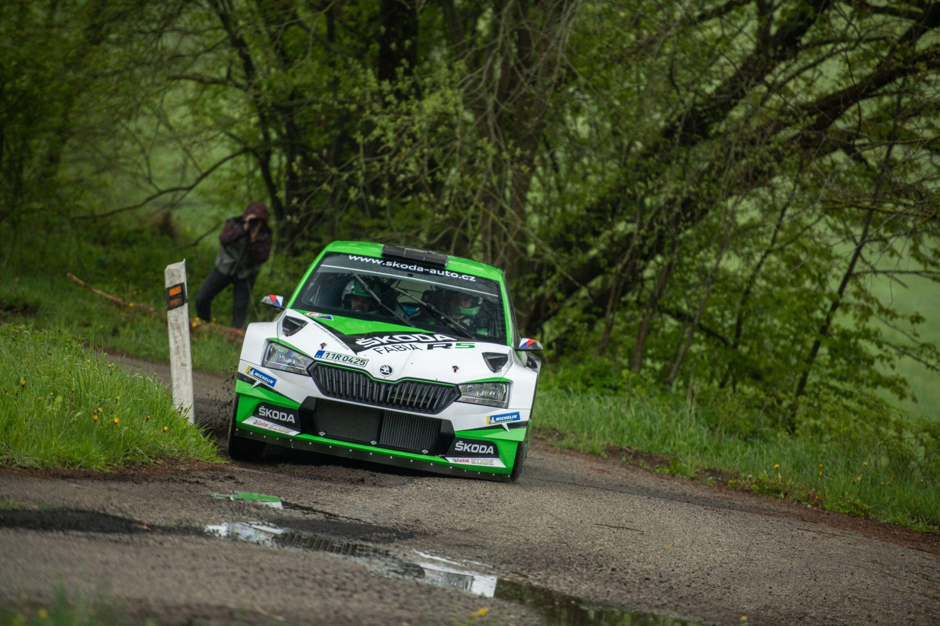 Český šampionát zpestří nová Rally Pačejov