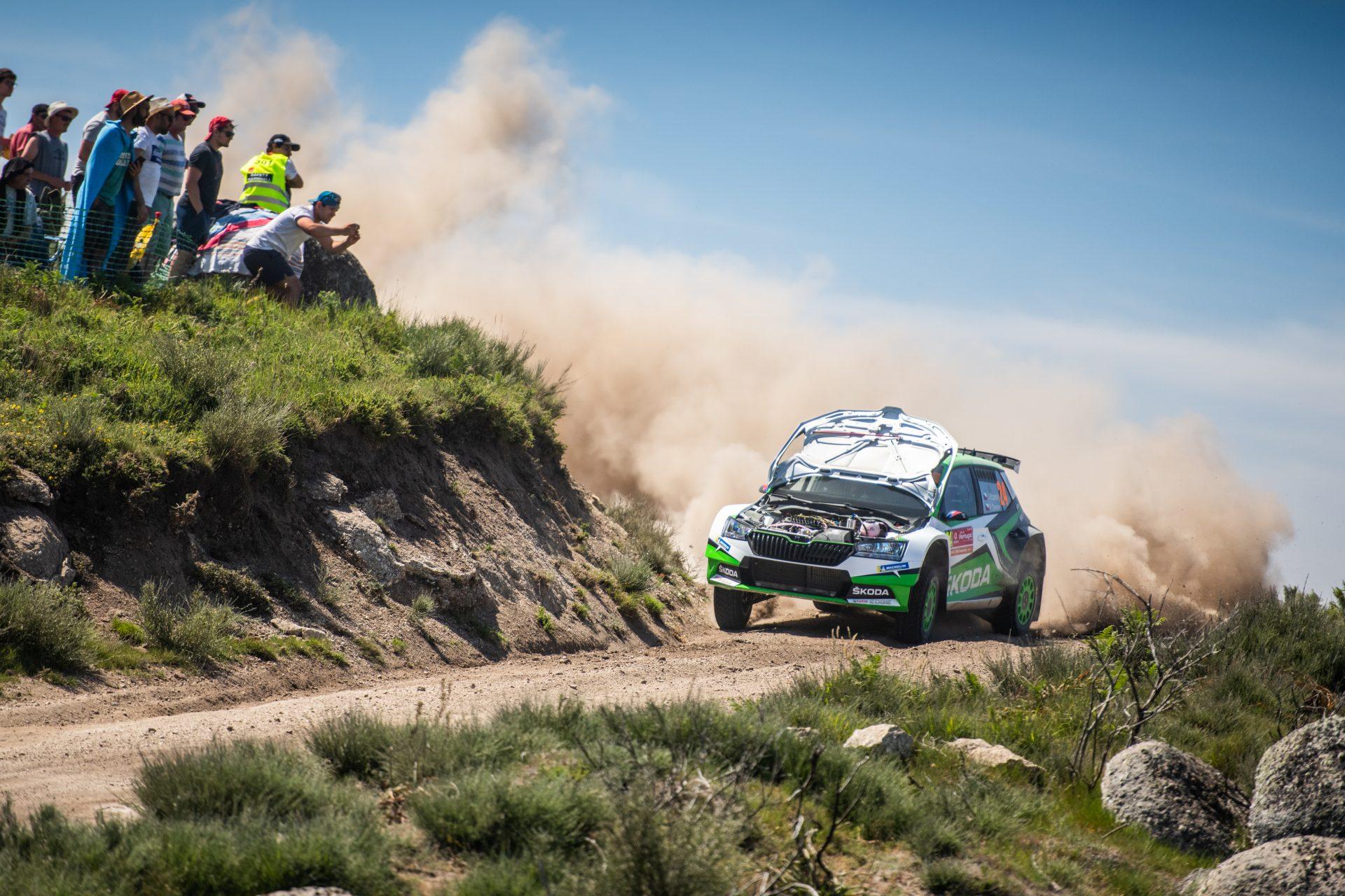 Rally de Portugal 2019: Aktuální výsledky a novinky