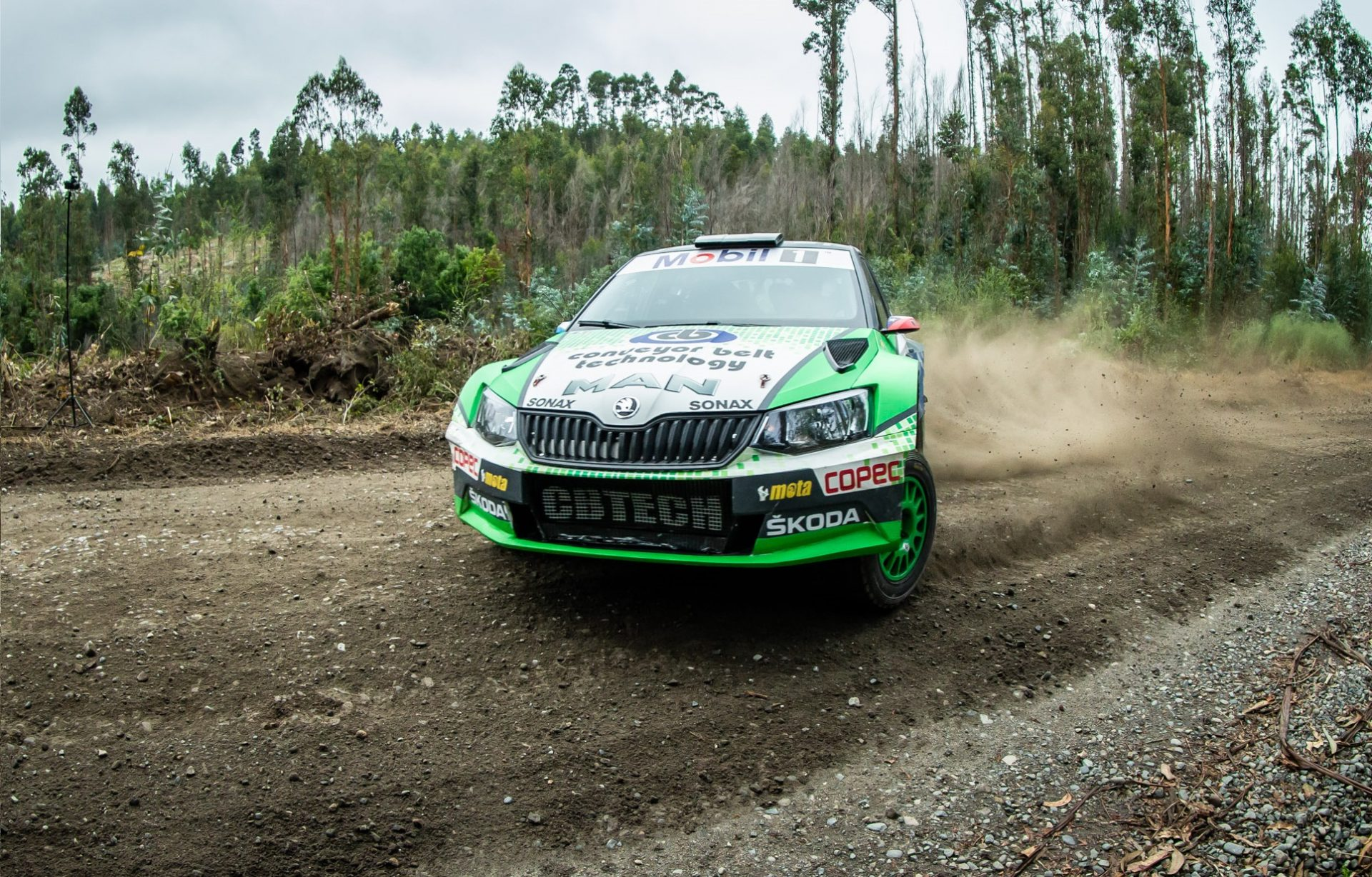 New Country, New Challenges: Rally Chile