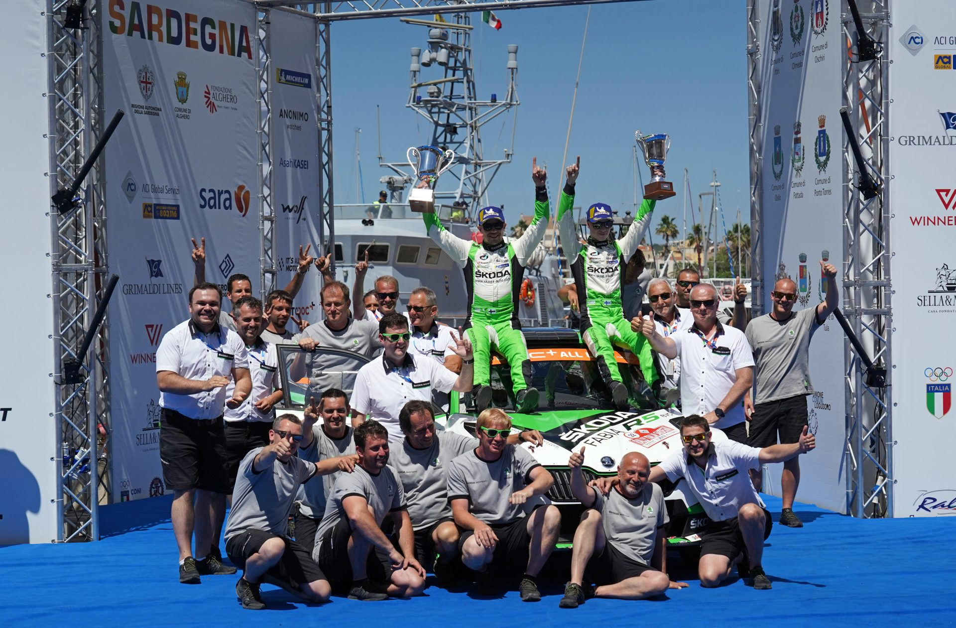 Rally Italia Sardegna: Current News and Results