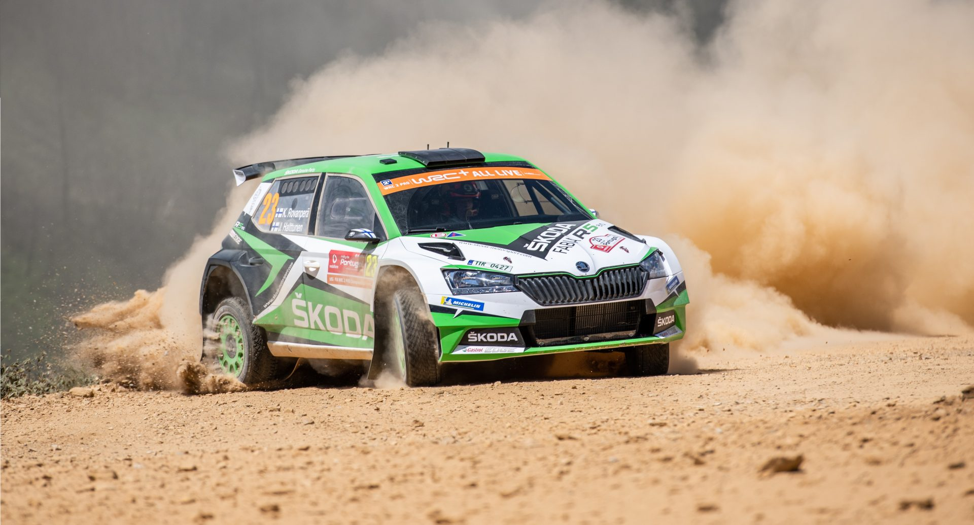 ŠKODA FABIA Rally2: The Queen of the Rally