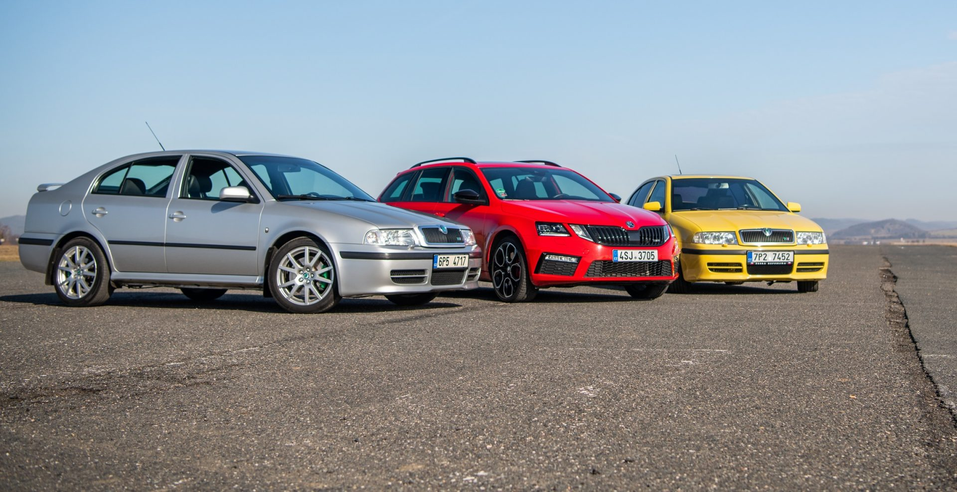 A Meeting of Generations: OCTAVIA RS