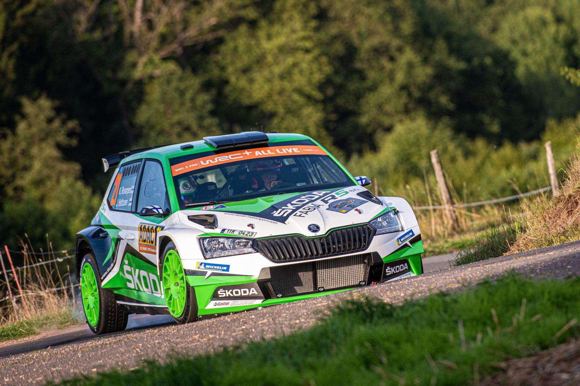 Rallye Deutschland 2019: Latest News and Results
