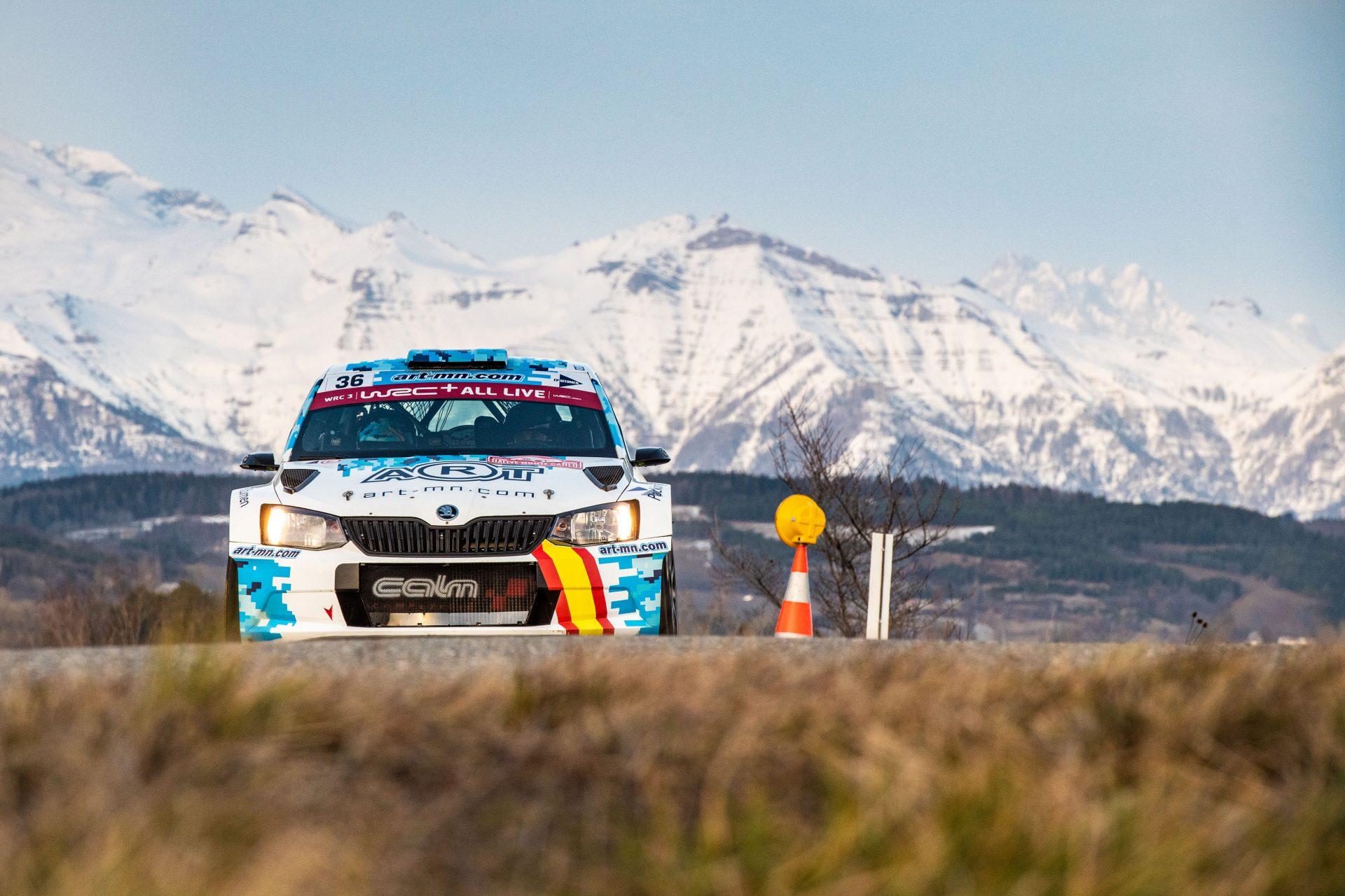 Zimní nádhera. Prohlédněte si letošní Rallye Monte Carlo | Galerie