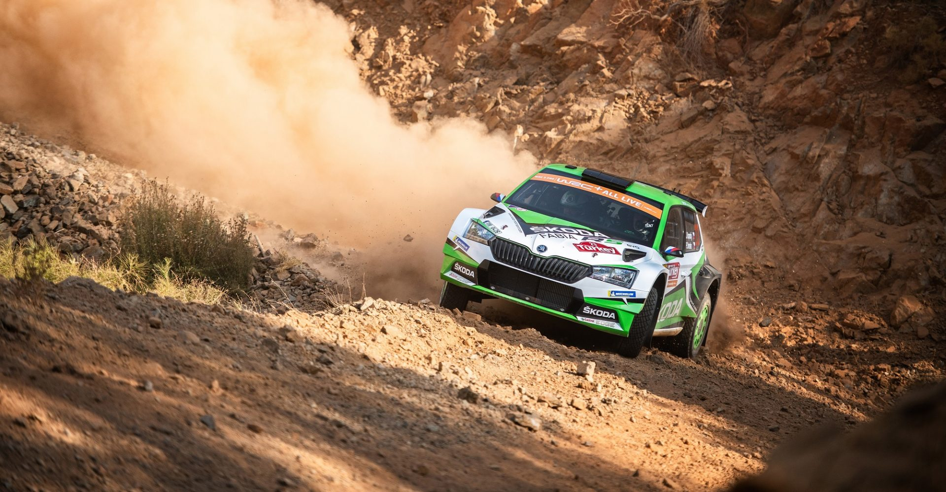 ŠKODA FABIA R5 Scored Its Thousandth Victory Last Year