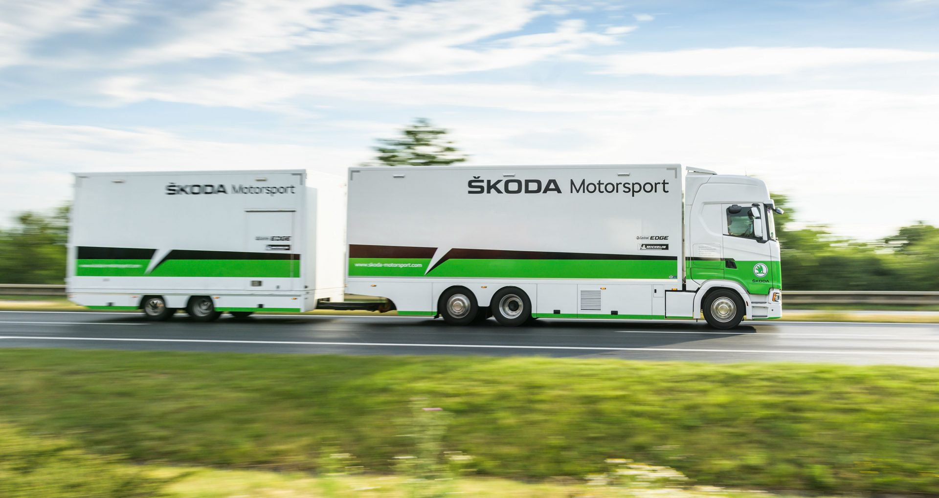 ŠKODA Motorsport Team