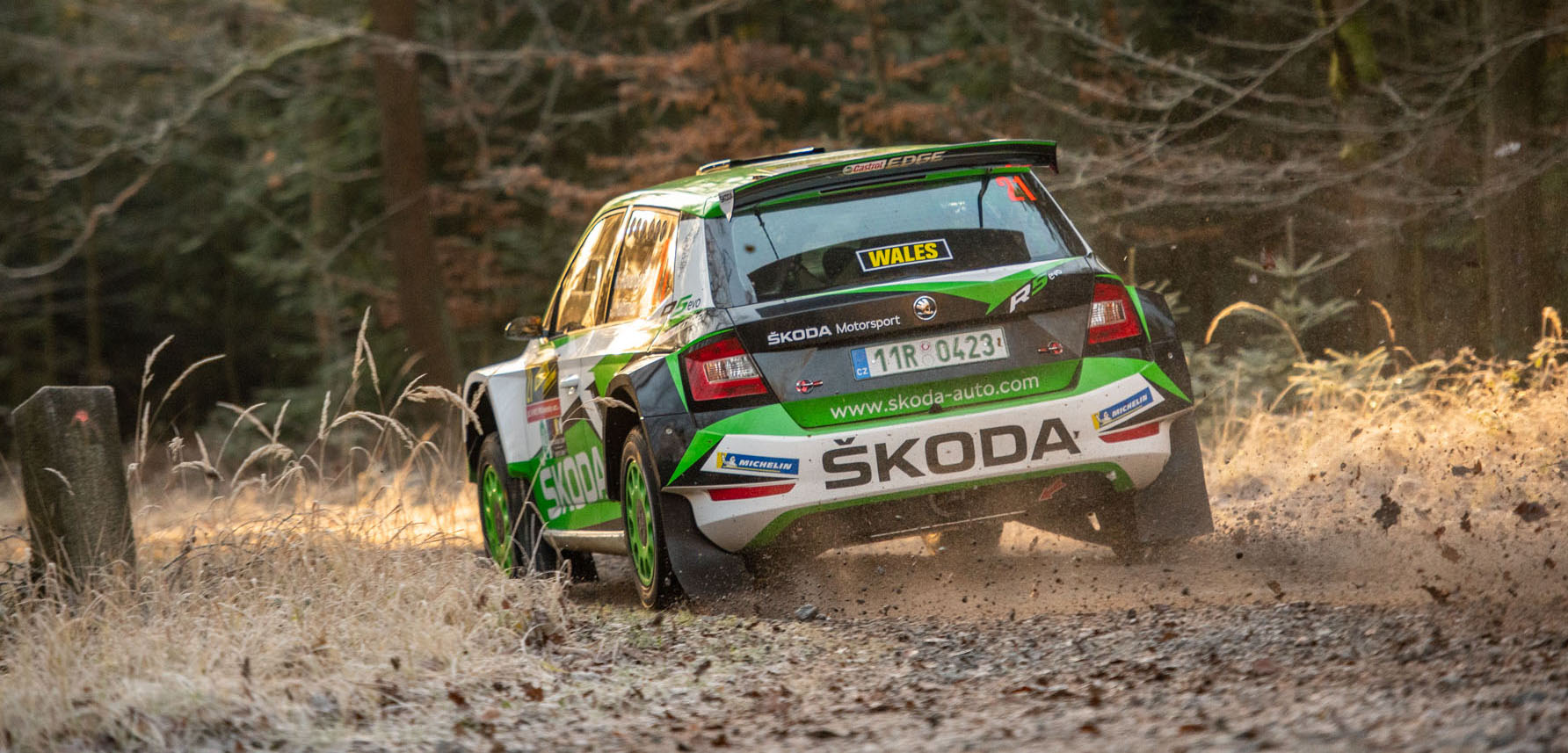 ŠKODA FABIA Rally2 evo: New Season, New Name