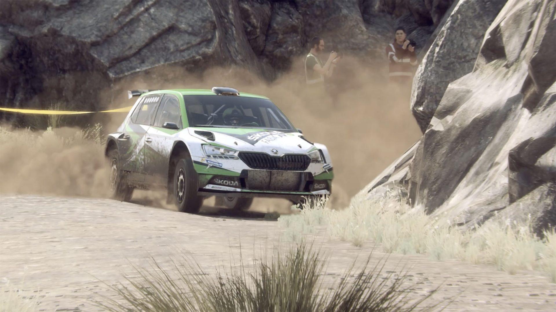 ŠKODA Motorsport eChallenge: Vyzvěte skutečné jezdce v sérii DiRT!