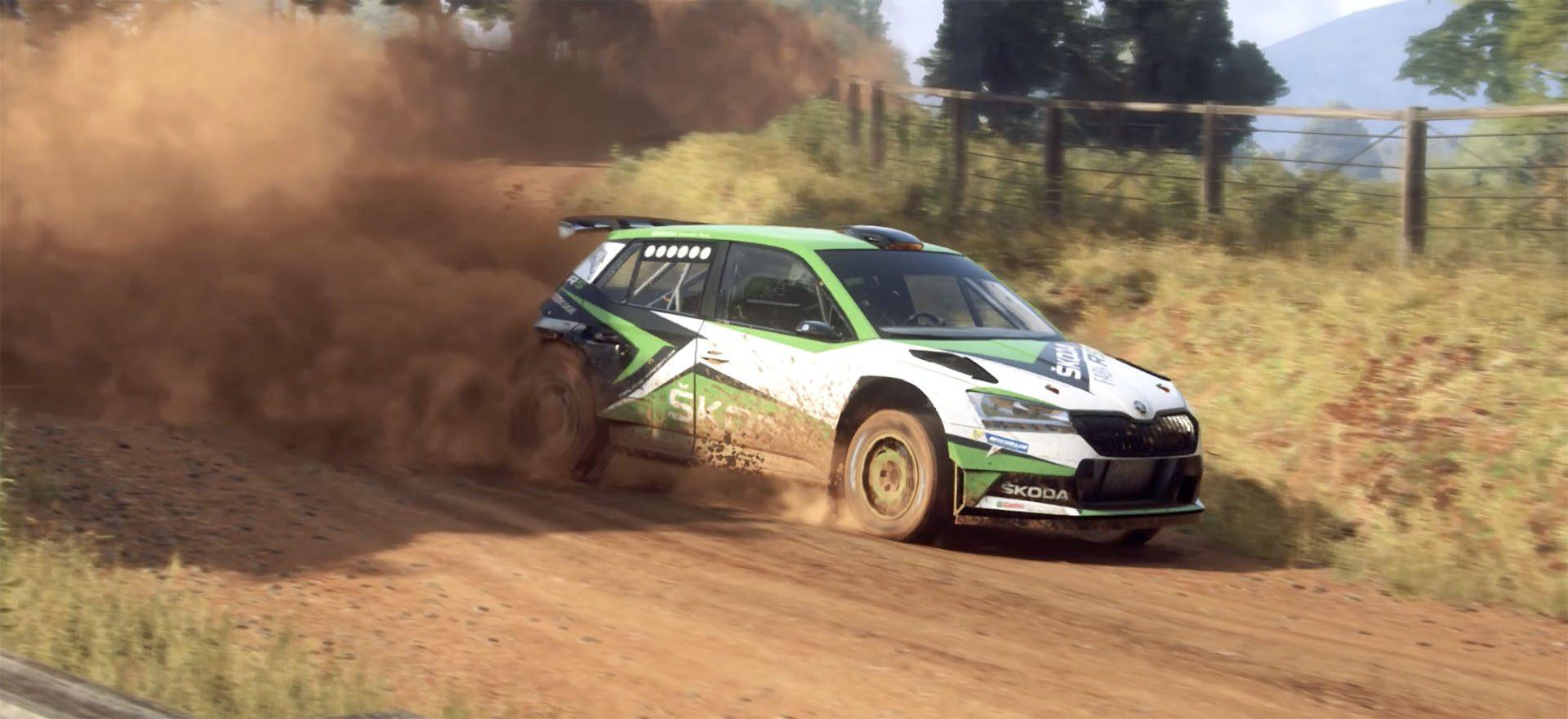ŠKODA Motorsport eChallenge pokračuje australskou rallye