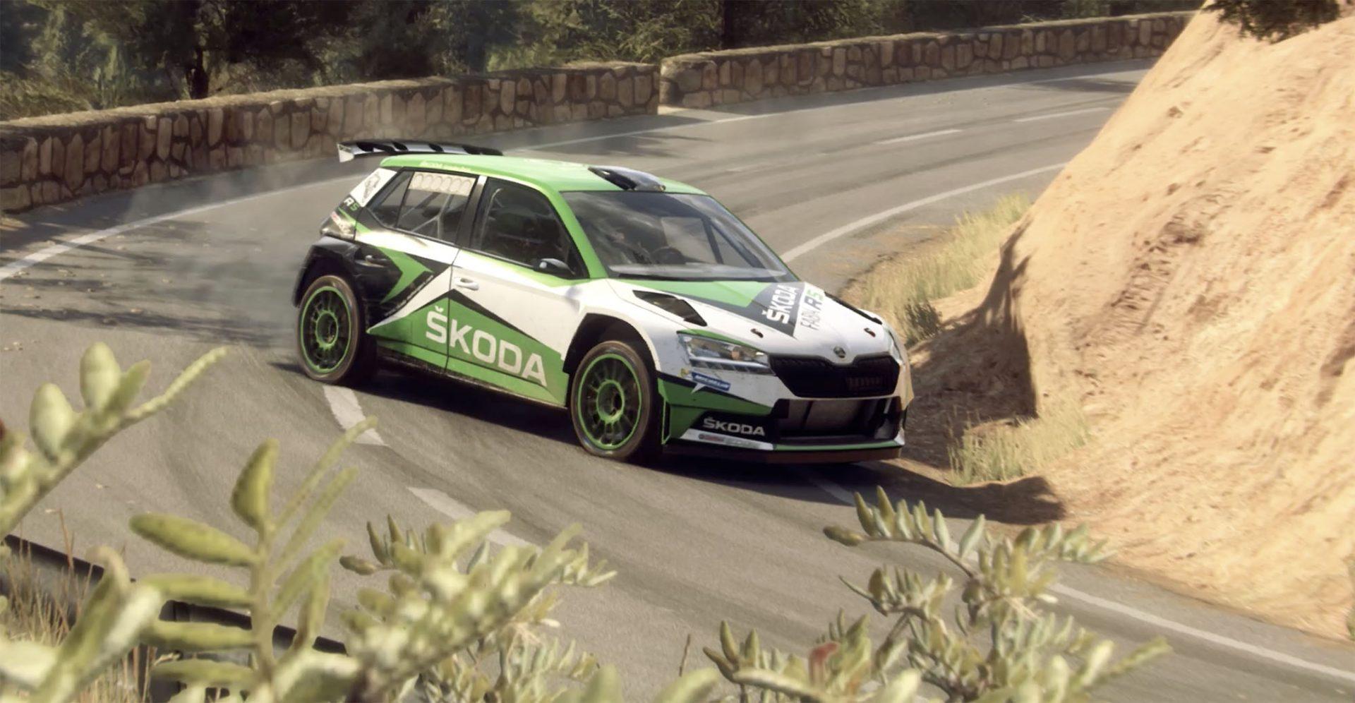 ŠKODA Motorsport eChallenge Heads to Spanish Tarmac