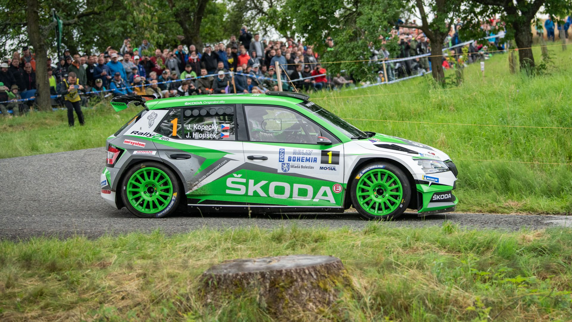 Rally Bohemia: Latest News and Results