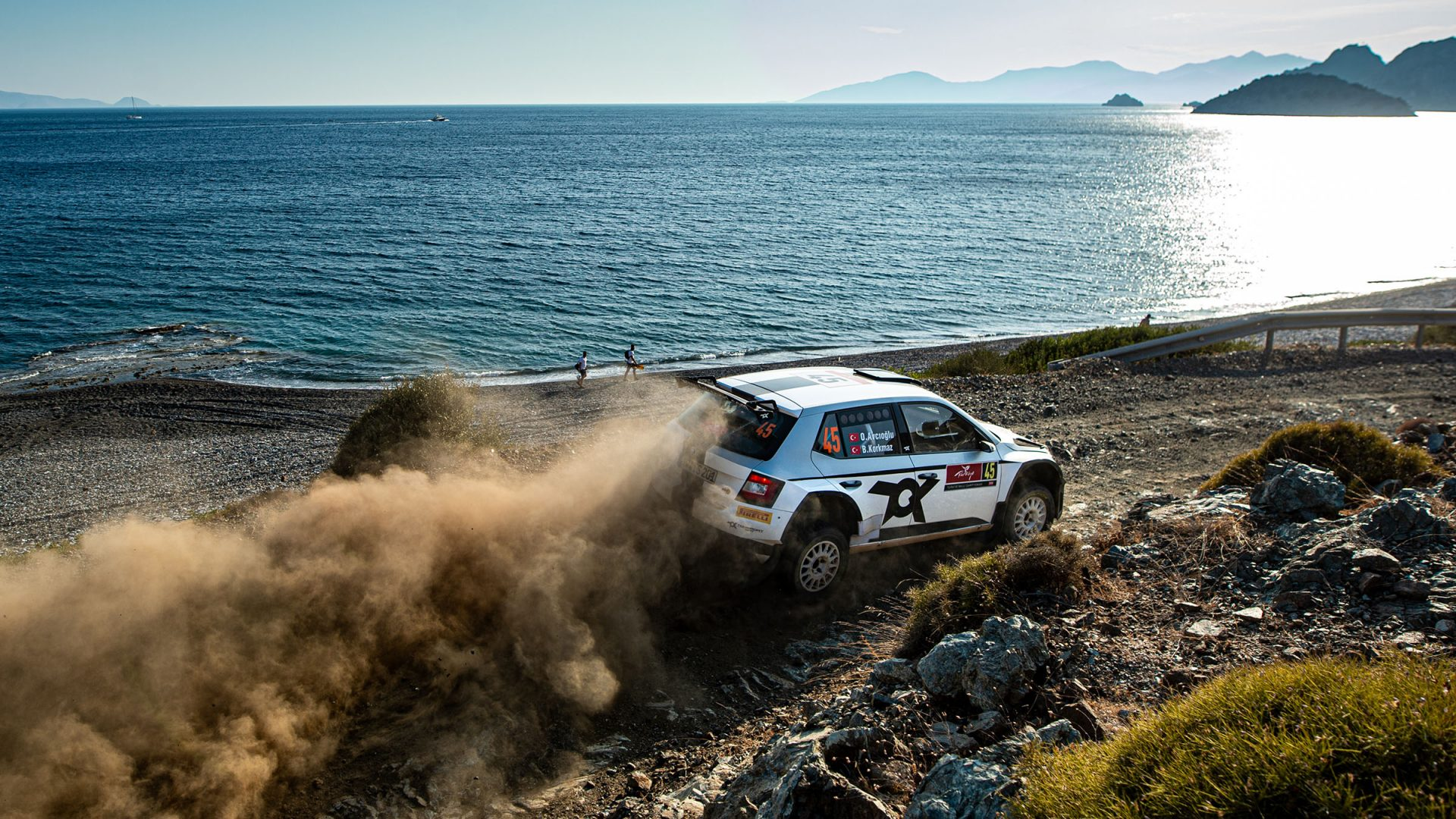 Download Rally Turkey Wallpapers for Your Phone