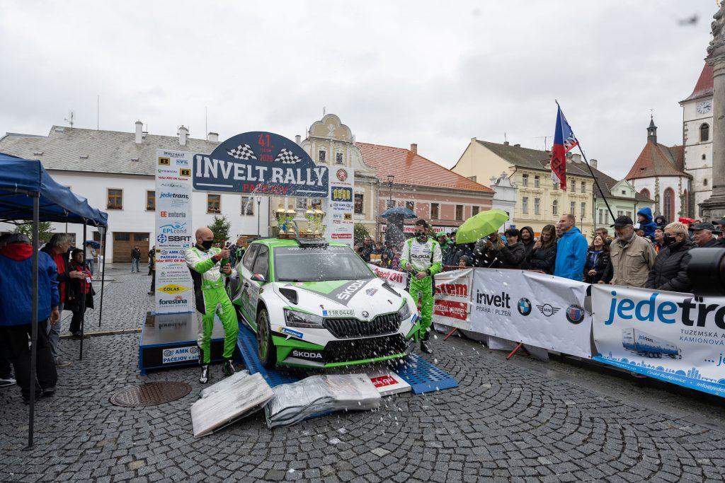 Rally Pačejov 2020