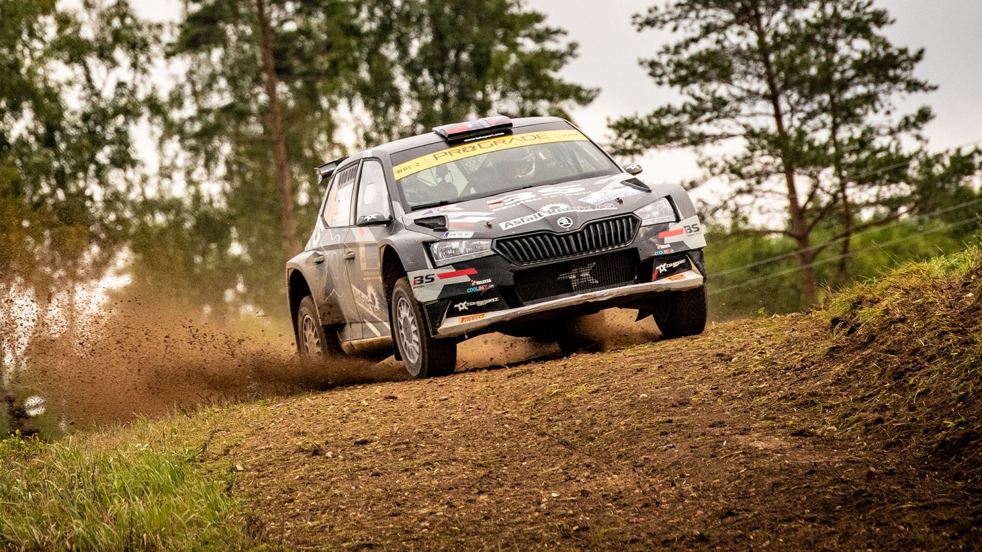 Download Rally Estonia Wallpapers for Your Phone