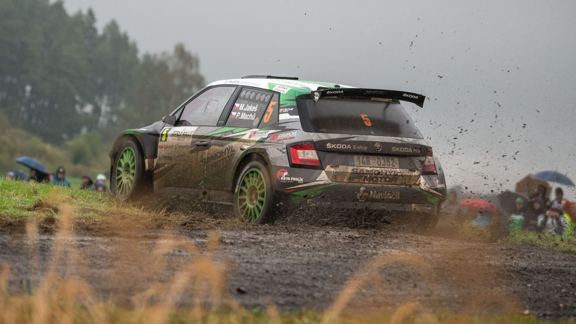 Download Rally Pačejov Wallpapers for Your Phone