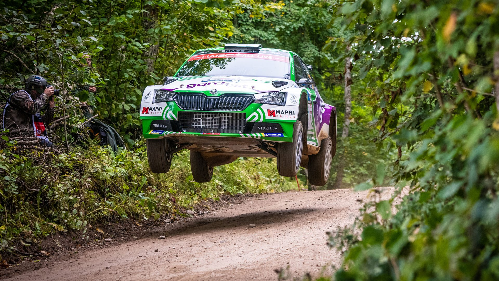 Rally Estonia: Devil's Pace on Gravel
