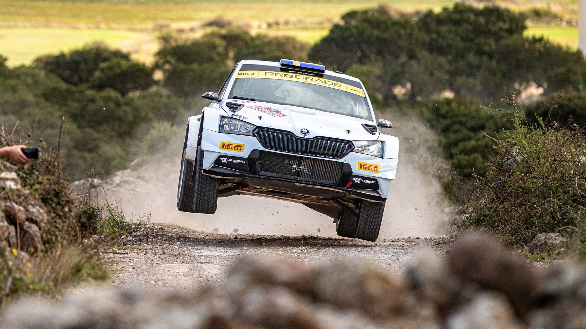 Download Rally Italia Sardegna Wallpapers for Your Phone