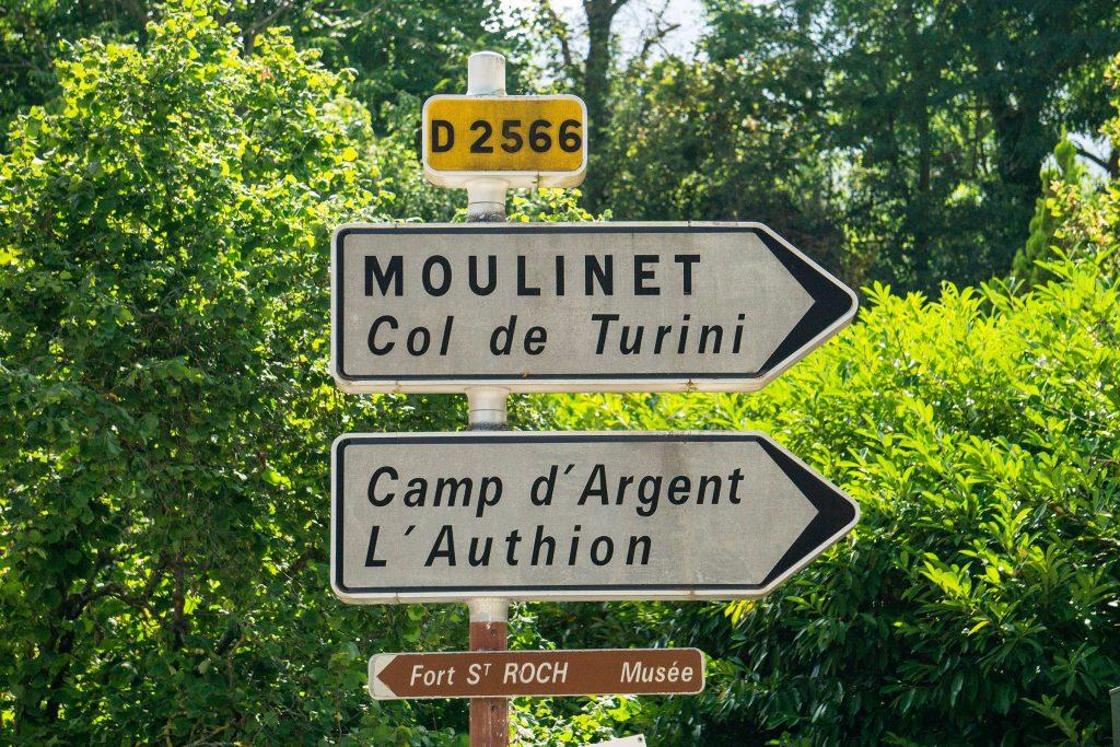 Col de Turini roadtrip