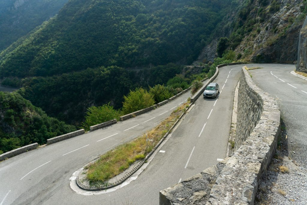 Col de Turini roadtrip