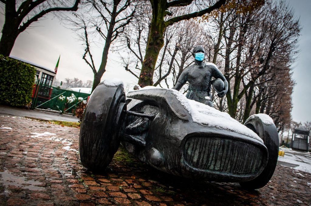 Rally Monza recce