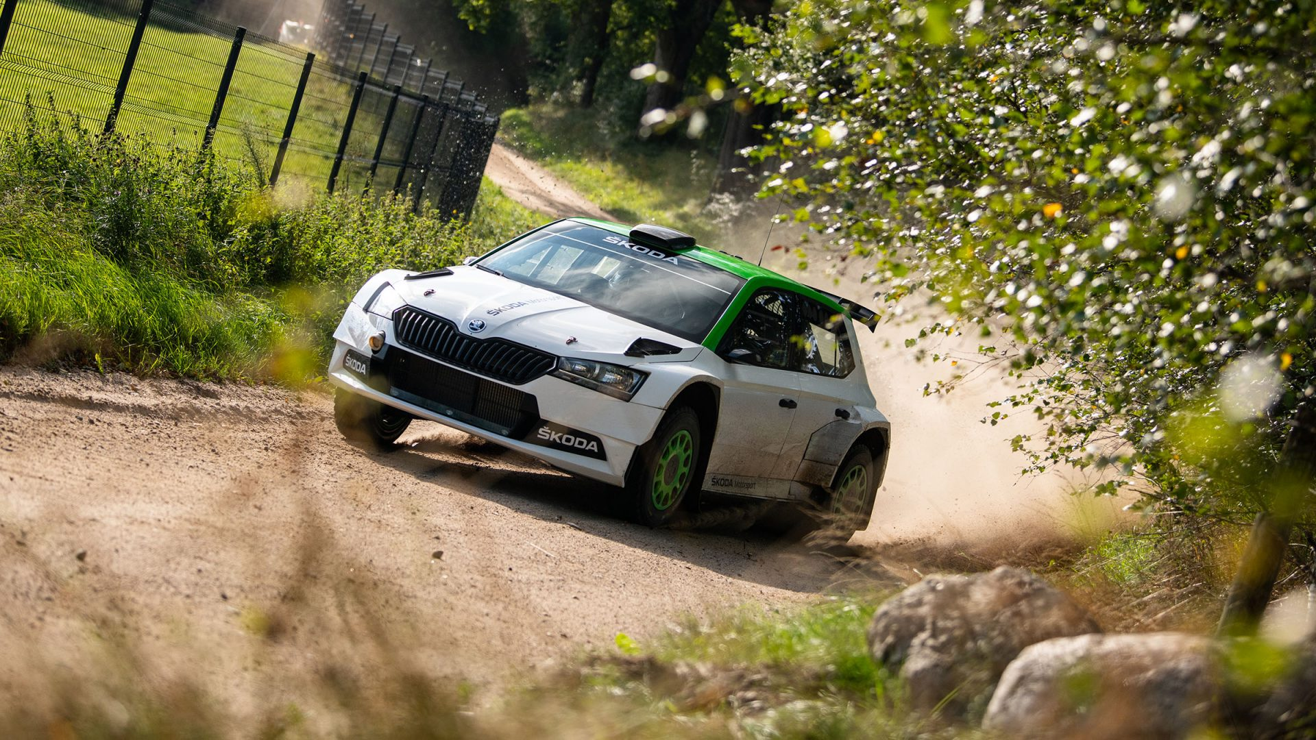 Even Faster and Stronger. A Set of Upgrades for the FABIA Rally2 evo