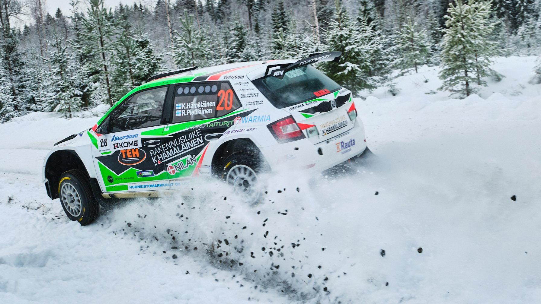 Printsport, a Rally Legend From the Land of Snow | ŠKODA Customer Teams