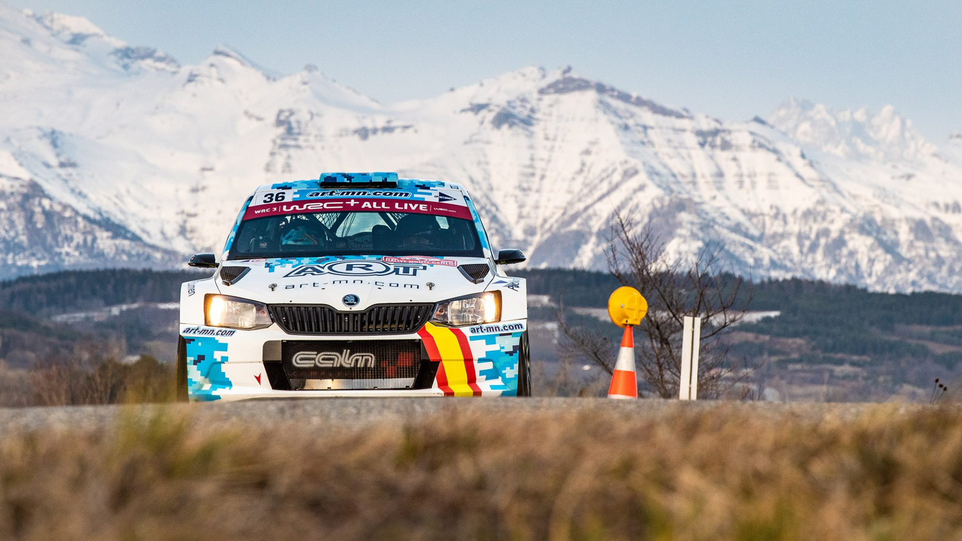 Rallye Monte Carlo Begins. With Many Innovations, Without Spectators