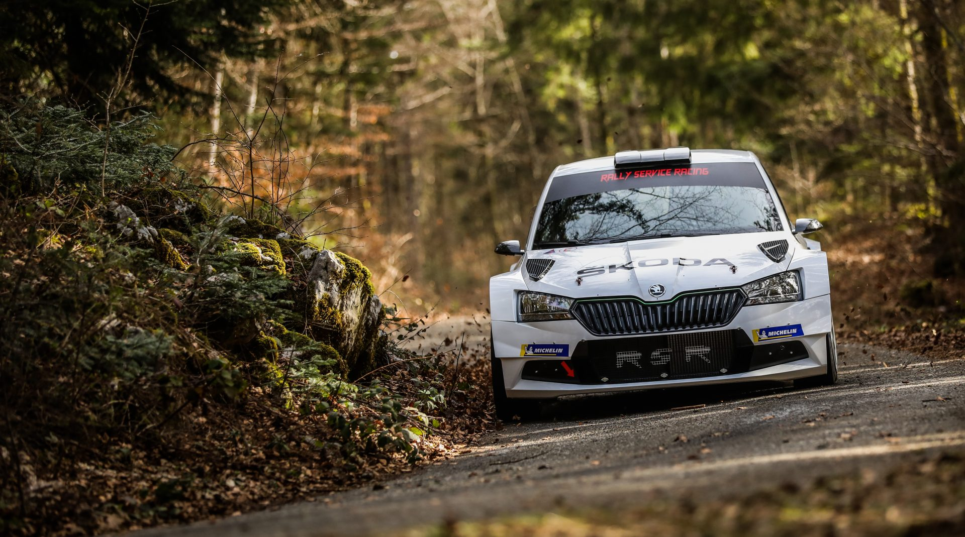 RSR: the first Edition 120 FABIA in French hands | ŠKODA Motorsport Customer Teams