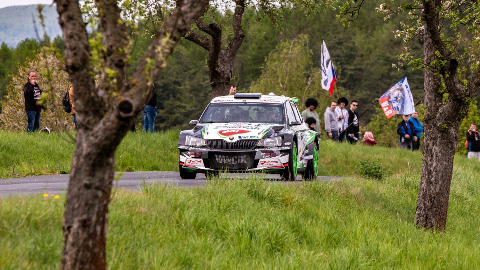 Rallye Šumava Klatovy is Back in the Czech Rally Championship Calendar