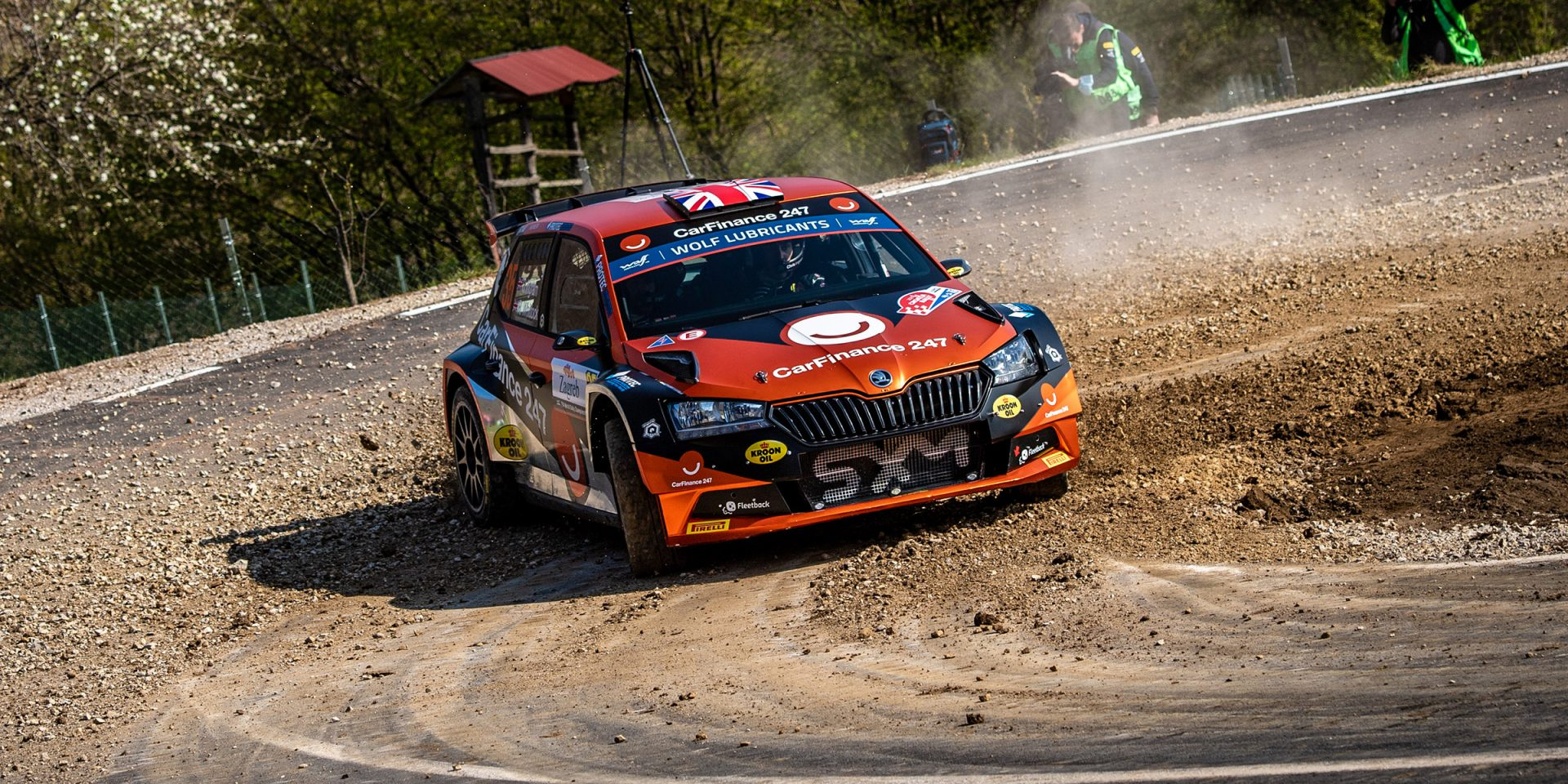 Download Croatia Rally Wallpapers for Your Phone