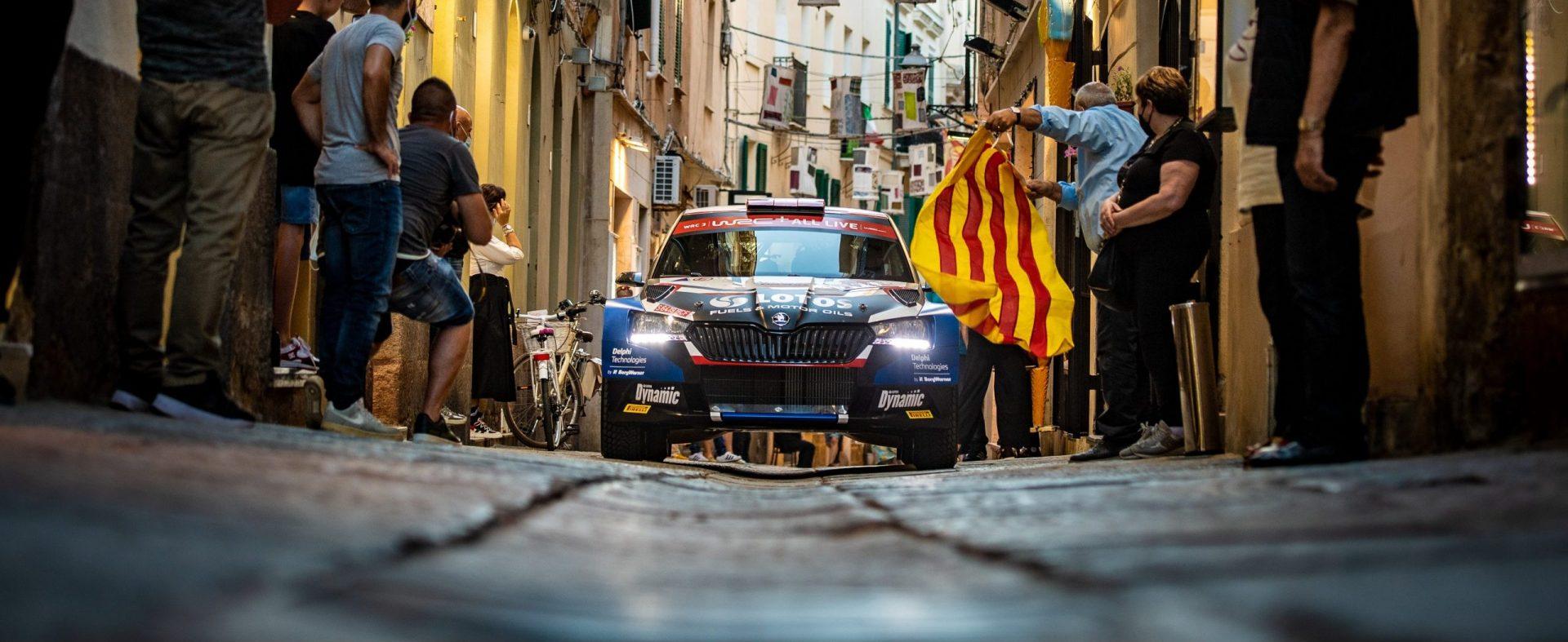 Download Rallye Italia Sardegna Wallpapers for Your Phone