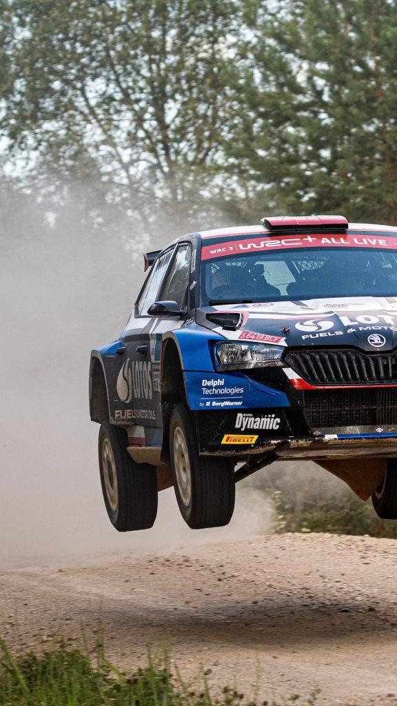 Rally Estonia 2021