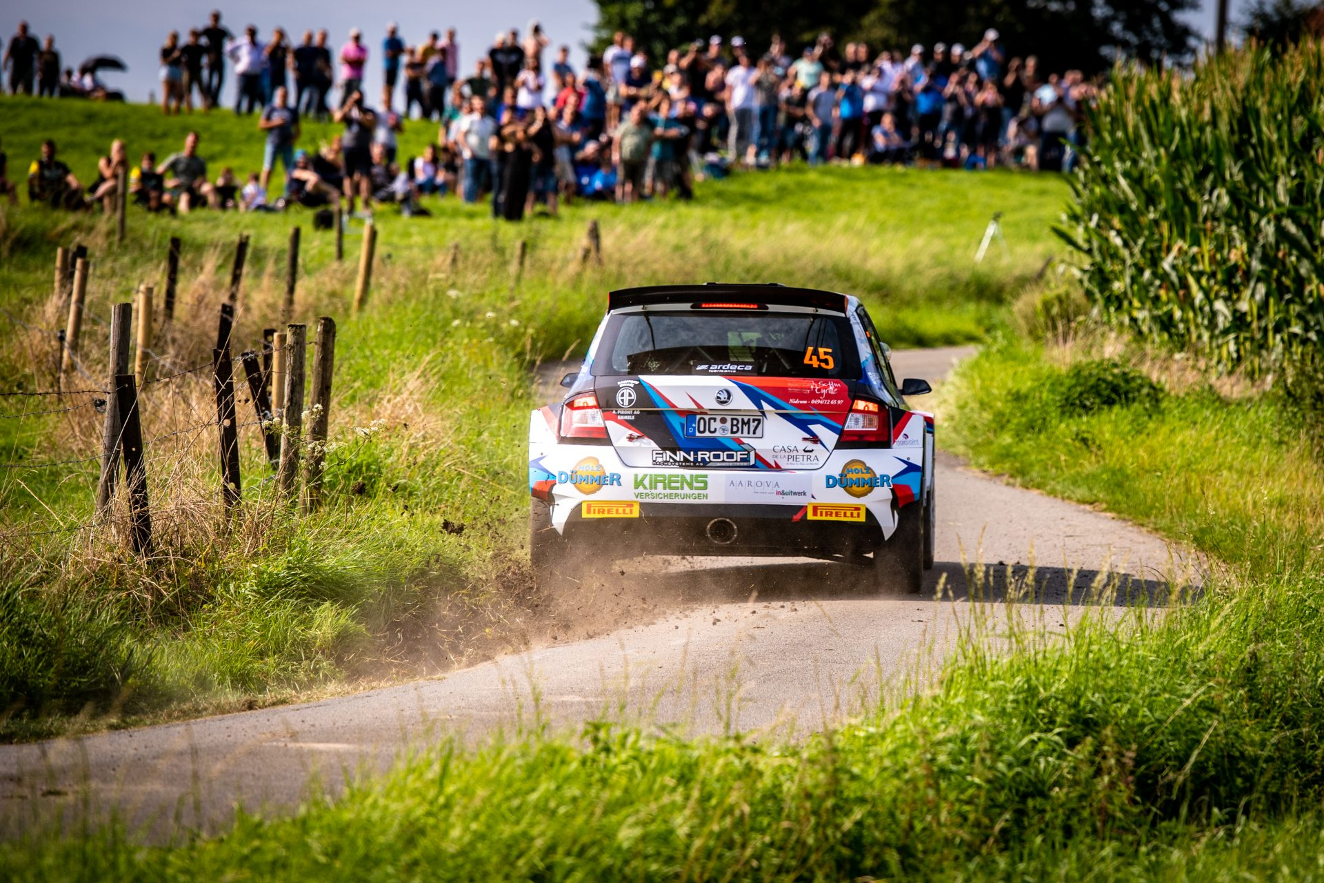 Stáhněte si tapety do mobilu z Renties Ypres Rally Belgium