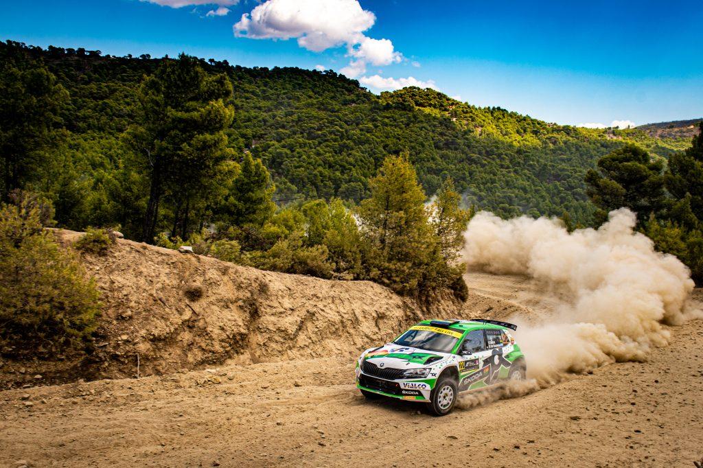 Acropolis Rally Greece 2021