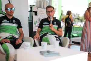 Miko Marczyk Szymon Gospodarczyk Verva Street Racing 2019 Gdynia