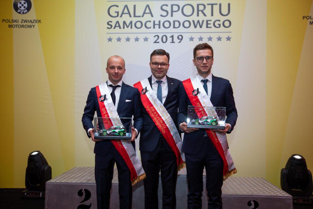 gala-sportu-samochodowego-2019-najwazniejsze-trofea-dla-zespolu-skoda-polska-motorsport
